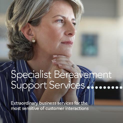 Equiniti Bereavement Services launch