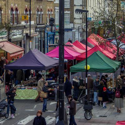 Chatsworth Road Market Hackney London credit Kriss Lee